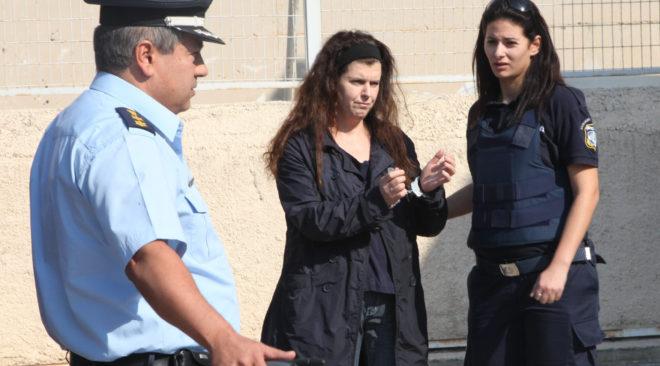 Στα νότια προάστια συνελήφθη  η Πόλα Ρούπα