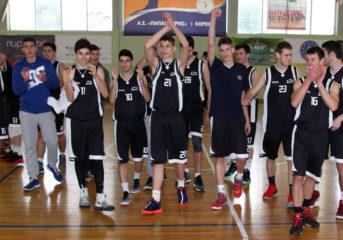 Το 2ο Λύκειο Βούλας στον τελικό μπάσκετ Ανατολικής Αττικής