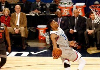 Έγραψε ιστορία ο Γιάννης Αντετοκούνμπο στο NBA All Star Game (βίντεο)
