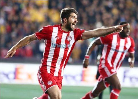 Θρίαμβος του Ολυμπιακού στην Άγκυρα και πρόκριση στους «16» του Europa League