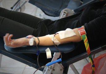 Εθελοντική αιμοδοσία στη Βούλα για την Κοινωνική υπηρεσία των 3Β