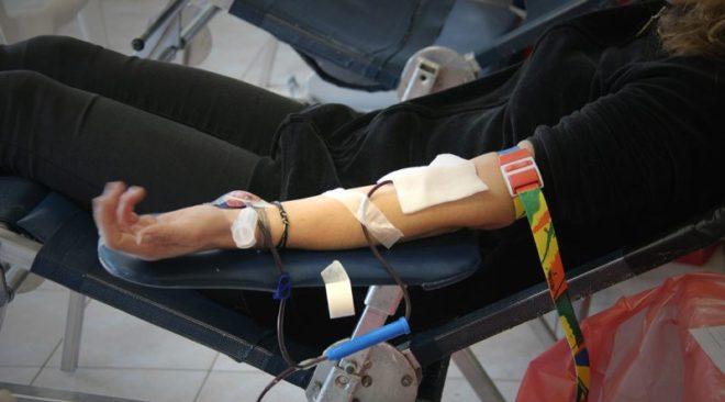 Απογευματική εθελοντική αιμοδοσία στη Βάρη