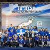 Συγκομιδή μεταλλίων για το Λεύκαρο στο Παγκόσμιο Πρωτάθλημα Ju Jitsu