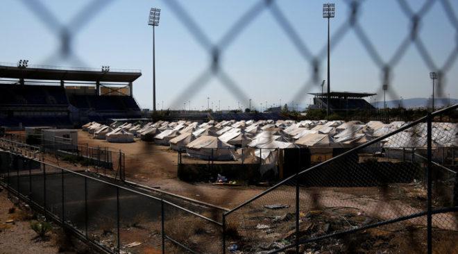 Διεθνής Αμνηστία: Κλείστε τη «φαβέλα» στο Ελληνικό
