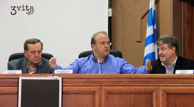 Συνεδριάζει το Δημοτικό Συμβούλιο των 3Β ενάμιση μήνα μετά