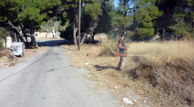 Με πρόστιμα και μηνύσεις απειλεί ο Δήμος 3Β για τα ξερά χόρτα των οικοπέδων
