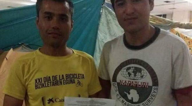 Πρόσφυγες του Ελληνικού παραδίδουν χαμένο πορτοφόλι