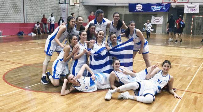 Στους τελικούς του Παγκόσμιου Σχολικού Πρωταθλήματος Μπάσκετ το 1ο Λύκειο Βούλας!