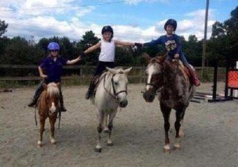 Horse Summer Camp για παιδιά από 8 ετών