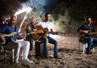 Τζουγανάκης, Onirama, Κορκολής στο Μεσογειακό Φεστιβάλ της Βάρκιζας