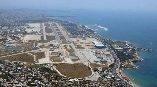 Το πρώην αεροδρόμιο φέρνει στα μαχαίρια Άλιμο με Ελληνικό
