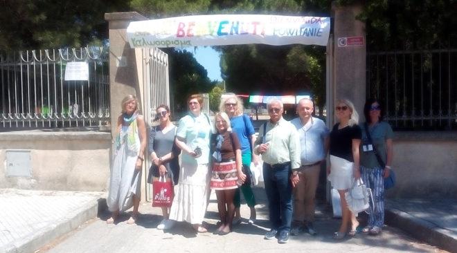 Στην Ιταλία με το Erarmus+ το 3ο Δημοτικό Σχολείο Βούλας