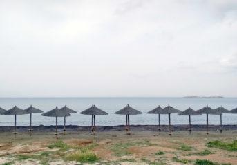 Καβούρι, παραλία της αυθαιρεσίας