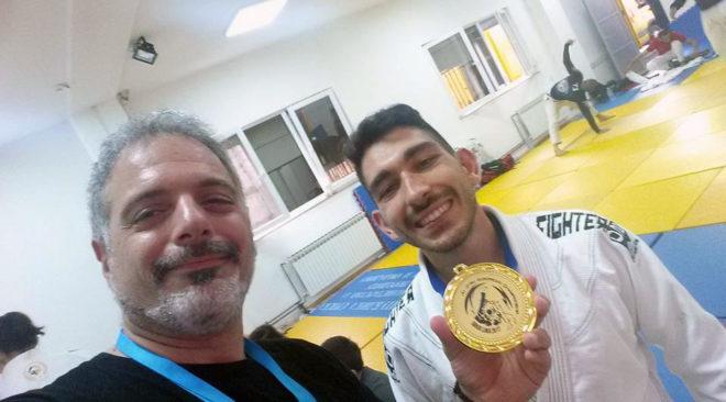 Ο Λεύκαρος έγραψε ιστορία στο Πανευρωπαϊκό Πρωτάθλημα Ζίου Ζίτσου
