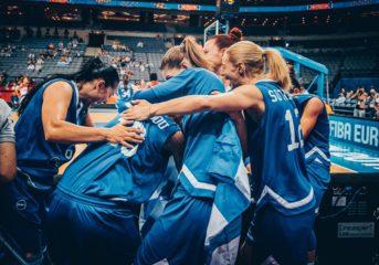 Η Ελλάδα συνέτριψε την Τουρκία και έγραψε ιστορία στο Eurobasket γυναικών!
