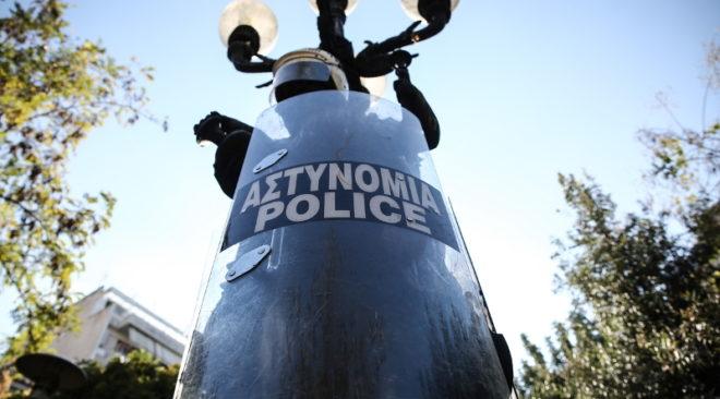 Εκδήλωση αστυνομικών στην Πλατεία Εξαρχείων με θέμα: «Ανοιχτές και Ελεύθερες Πόλεις»!