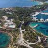 Τελευταίο αντίο στην Αφροδίτη της Βουλιαγμένης (drone video)