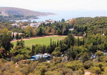 Η Περιφέρεια Αττικής ανακατασκευάζει το γήπεδο του ΑΟ Βουλιαγμένης