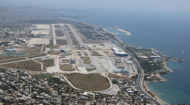ΣΥΡΙΖΑ Ελληνικού: Τερατούργημα το σχέδιο για το πρώην αεροδρόμιο