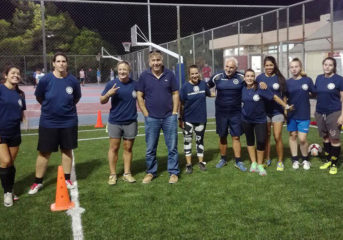 Το γυναικείο ποδόσφαιρο έφερε στα νότια ο Αστέρας Βάρης