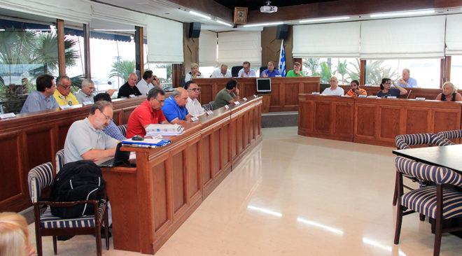 Για το αντιρρυπαντικό φράγμα της Βούλας συζητά εκ νέου το Δημοτικό Συμβούλιο
