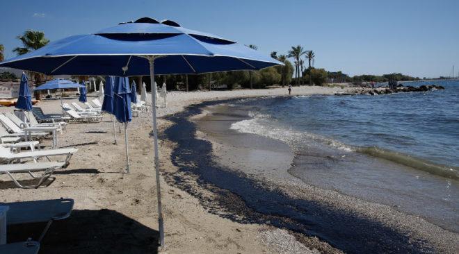 Το Ελληνικό Κέντρο Θαλάσσιων Ερευνών για τη ρύπανση στο Σαρωνικό