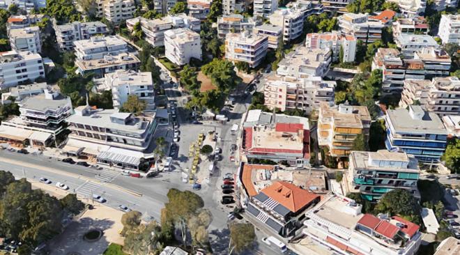 Νέες κυκλοφοριακές ρυθμίσεις στην πλατεία της Βάρκιζας