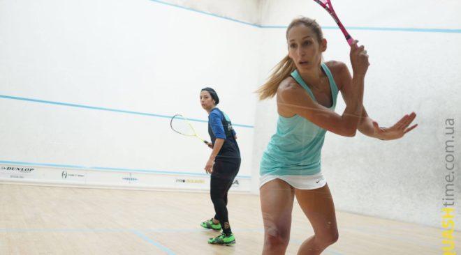 Squash στη Βάρη με τους πρωταθλητές Ελλάδας