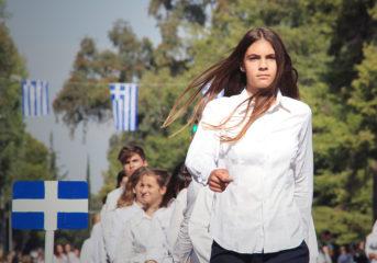 28η Οκτωβρίου στη Βουλιαγμένη: Τα πρόσωπα της παρέλασης