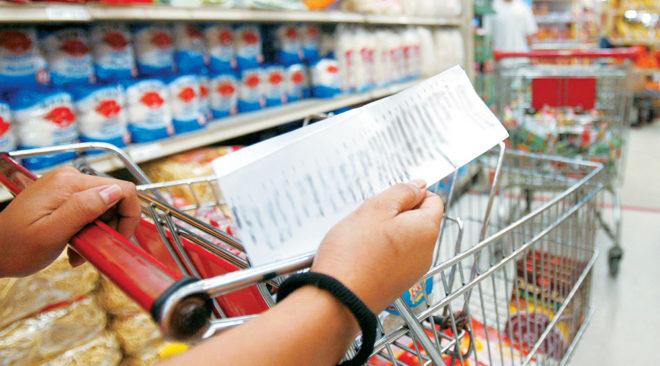 Οι καταναλωτές δίνουν τον τόνο στο ράφι