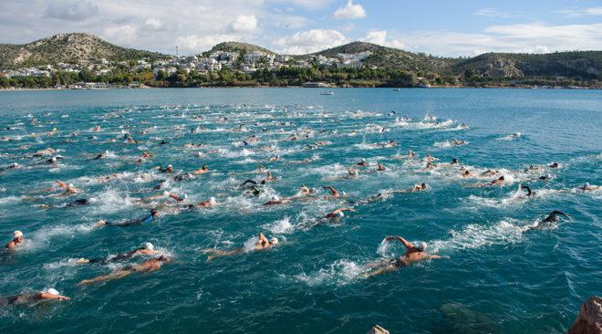 Στην πλαζ Βουλιαγμένης το φετινό Xterra Vouliagmeni Swim Challenge
