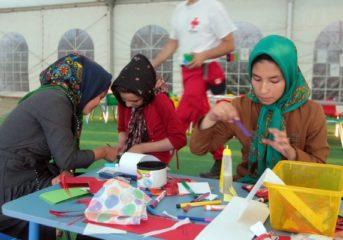 Στήριξη των προσφυγόπουλων του Ελαιώνα από το 2ο Γυμνάσιο Βούλας