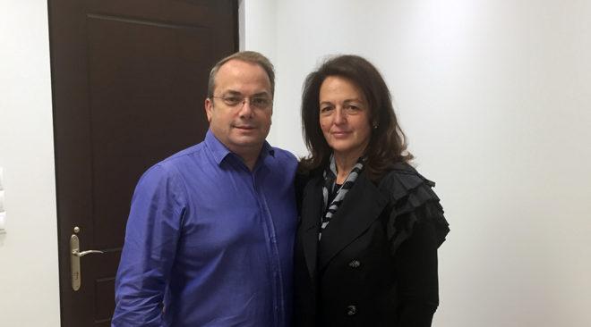 Κατερίνα Σταμπέλου, η νέα δημοτική σύμβουλος Βάρης Βούλας Βουλιαγμένης