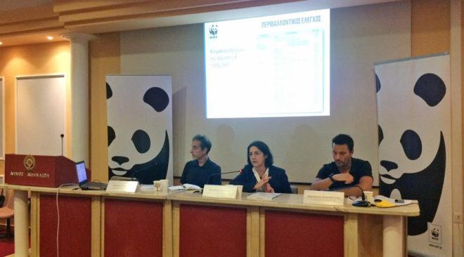 Για τα ...σκουπίδια η περιβαλλοντική πολιτική της Ελλάδας
