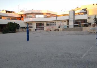 Ξεκολλάει η Περιφέρεια το έργο ανάπλασης των σχολικών προαυλίων στα 3Β