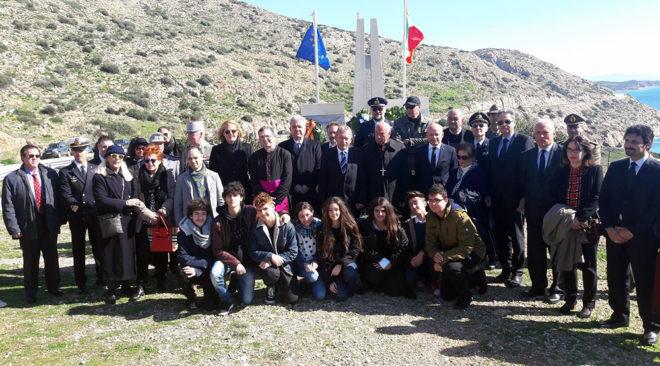 Συγκίνηση στην εκδήλωση μνήμης για τα θύματα του ναυαγίου ORIA