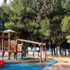 Ανοιχτή ξανά η παιδική χαρά της οδού Πανός στη Βουλιαγμένη