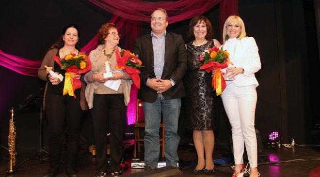Τρεις γυναίκες σύμβολα τίμησε ο Δήμος Βάρης Βούλας Βουλιαγμένης