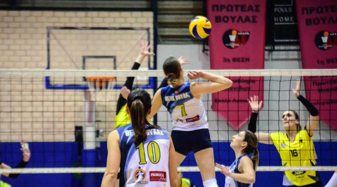 Πρωτάθλημα και άνοδος στην πρώτη κατηγορία για τη Θέτιδα Βούλας!