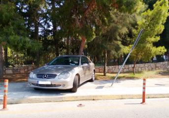 Προς επίλυση το πρόβλημα στάθμευσης στη Βουλιαγμένη