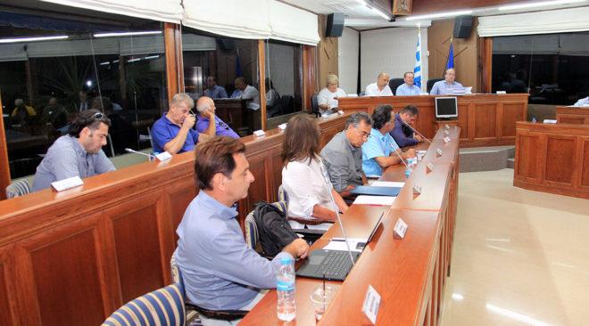 Δημοψήφισμα για το Μακεδονικό ζητά το Δημοτικό Συμβούλιο των 3Β