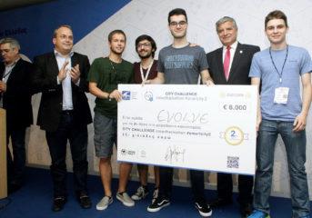 Βραβεία ψηφιακής καινοτομίας απένειμε ο Γρηγόρης Κωνσταντέλλος