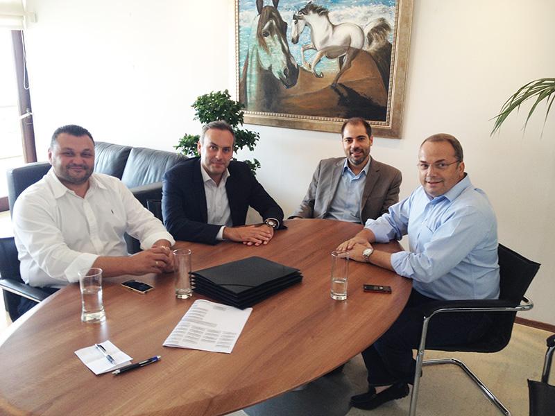 Συνάντηση με την Παράκτιο Μέτωπο ΑΕ ζητούν οι 6 δήμαρχοι του παραλιακού μετώπου