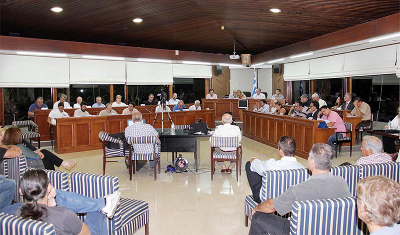 Τη Δευτέρα 16/2 συνεδριάζει το Δημοτικό Συμβούλιο 3Β