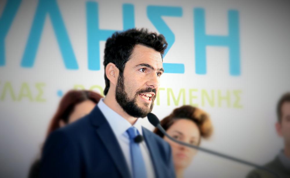 Δόγκας για προϋπολογισμό: Καμιά αλλαγή δεν έφερε ο Κωνσταντέλλος (video)