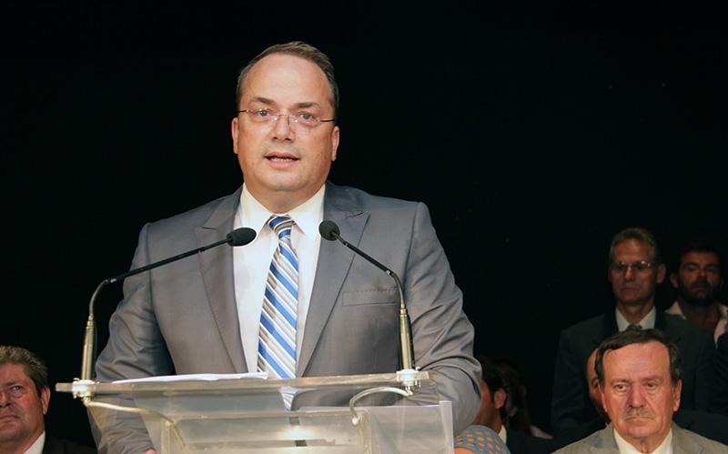 Εξελέγη στο ΔΣ της ΠΕΔΑ ο Γρηγόρης Κωνσταντέλλος