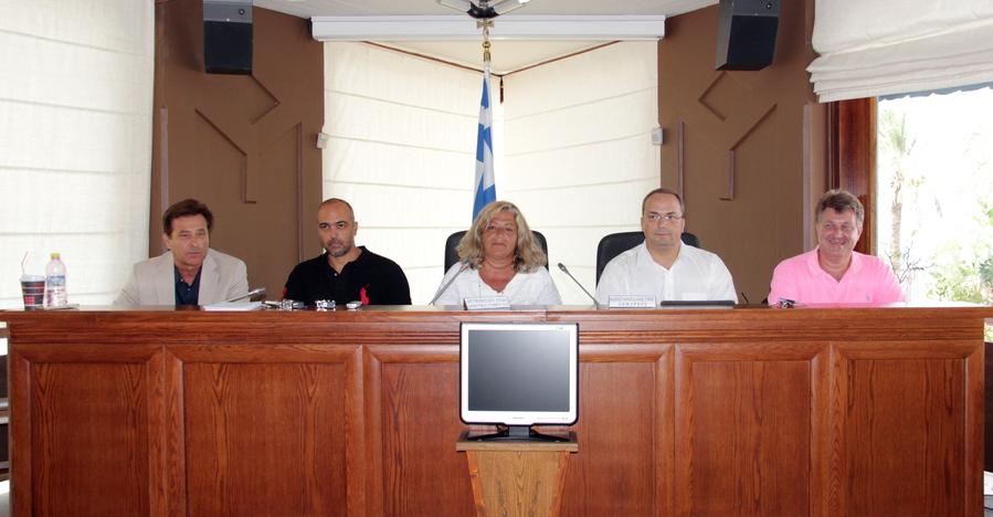 Λυδία Αργυροπούλου η πρόεδρος του Δημοτικού Συμβουλίου