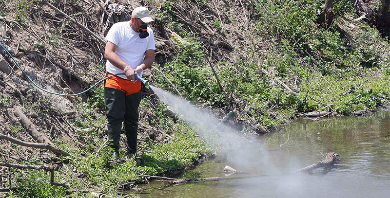 Πού ψεκάζει ο Δήμος σε Βάρη, Βούλα και Βουλιαγμένη για κουνούπια