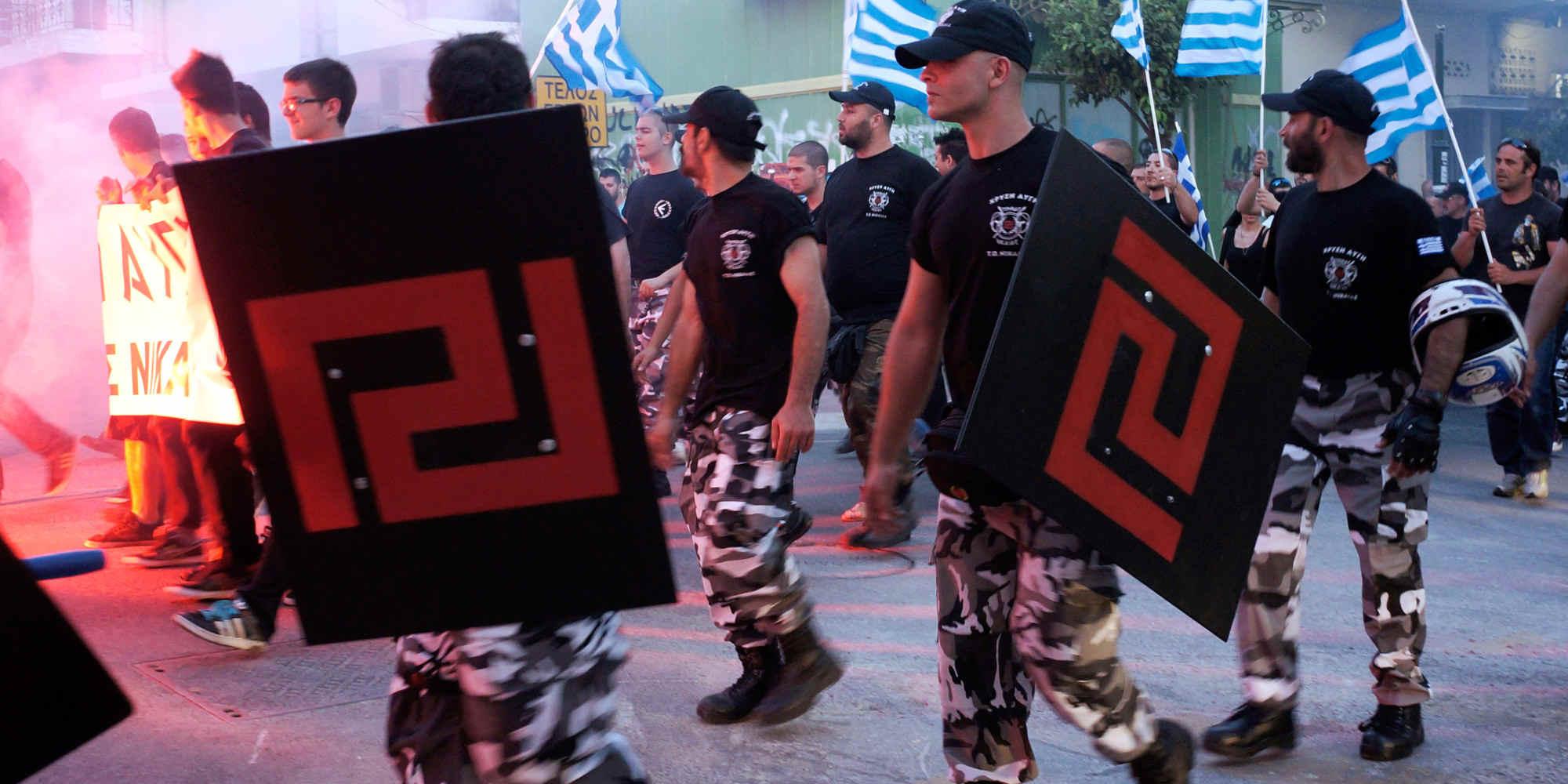 Ηχητικό ντοκουμέντο: Η Χρυσή Αυγή πίσω από την επίθεση στο Πέραμα