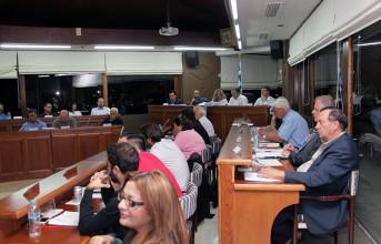 Έκτακτο Δημοτικό Συμβούλιο 3Β για τα αποθεματικά